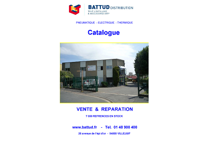 catalogue battud